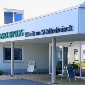 Asklepios Klinik im Städtedreieck